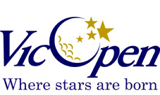 Vic Open Logo